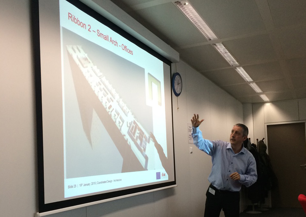 News.Elasstic presentation in Brussels