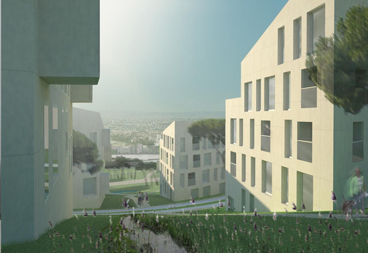 News.Park Life Phase II design finished